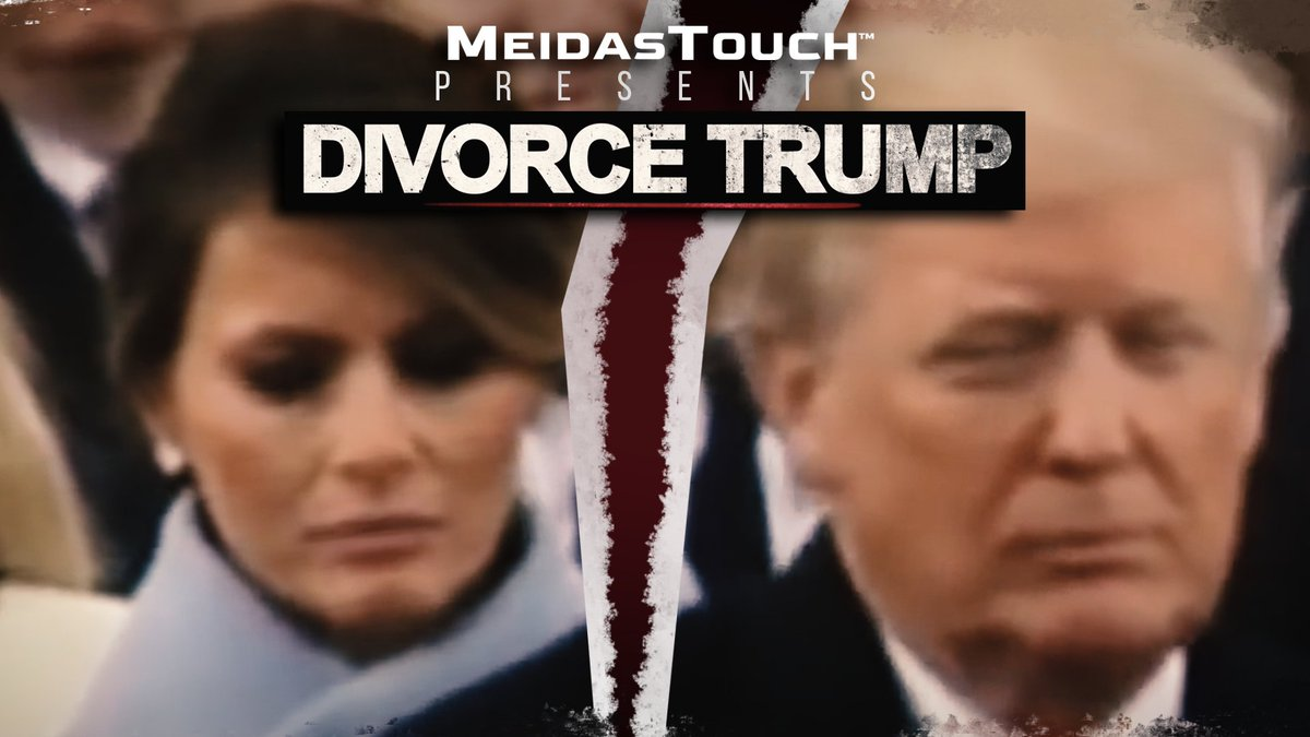📺 NEW VIDEO  It's not us, it's you. America, it's time to #DivorceTrump.  Retweet if you want a divorce from Trump. https://t.co/MdEoM2eY4x