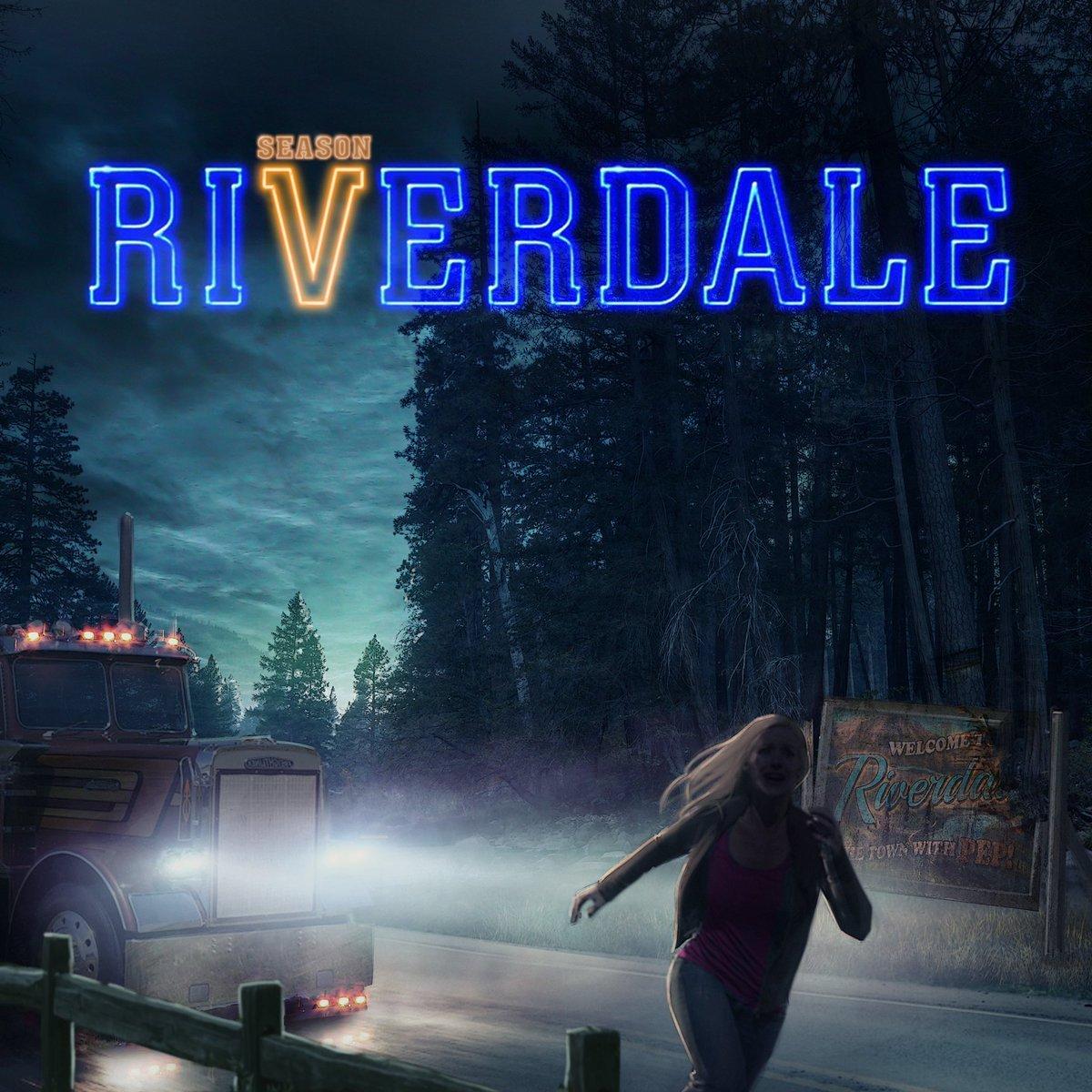 Riverdale Season 5 Official Poster