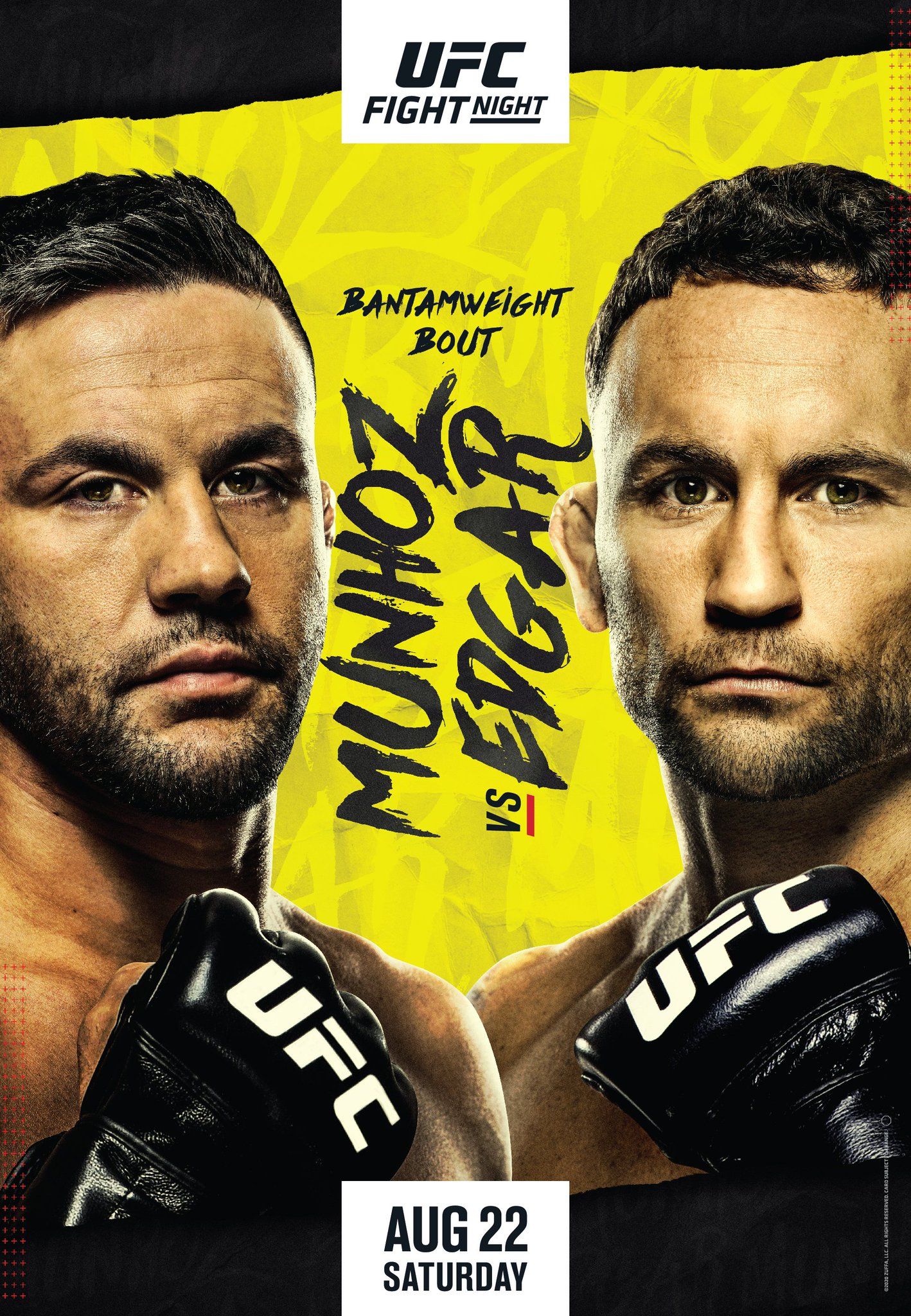 "UFC on Twitter: ""FIGHT WEEK! ✴️ 🇧🇷 @PedroMunhozMMA vs ..."