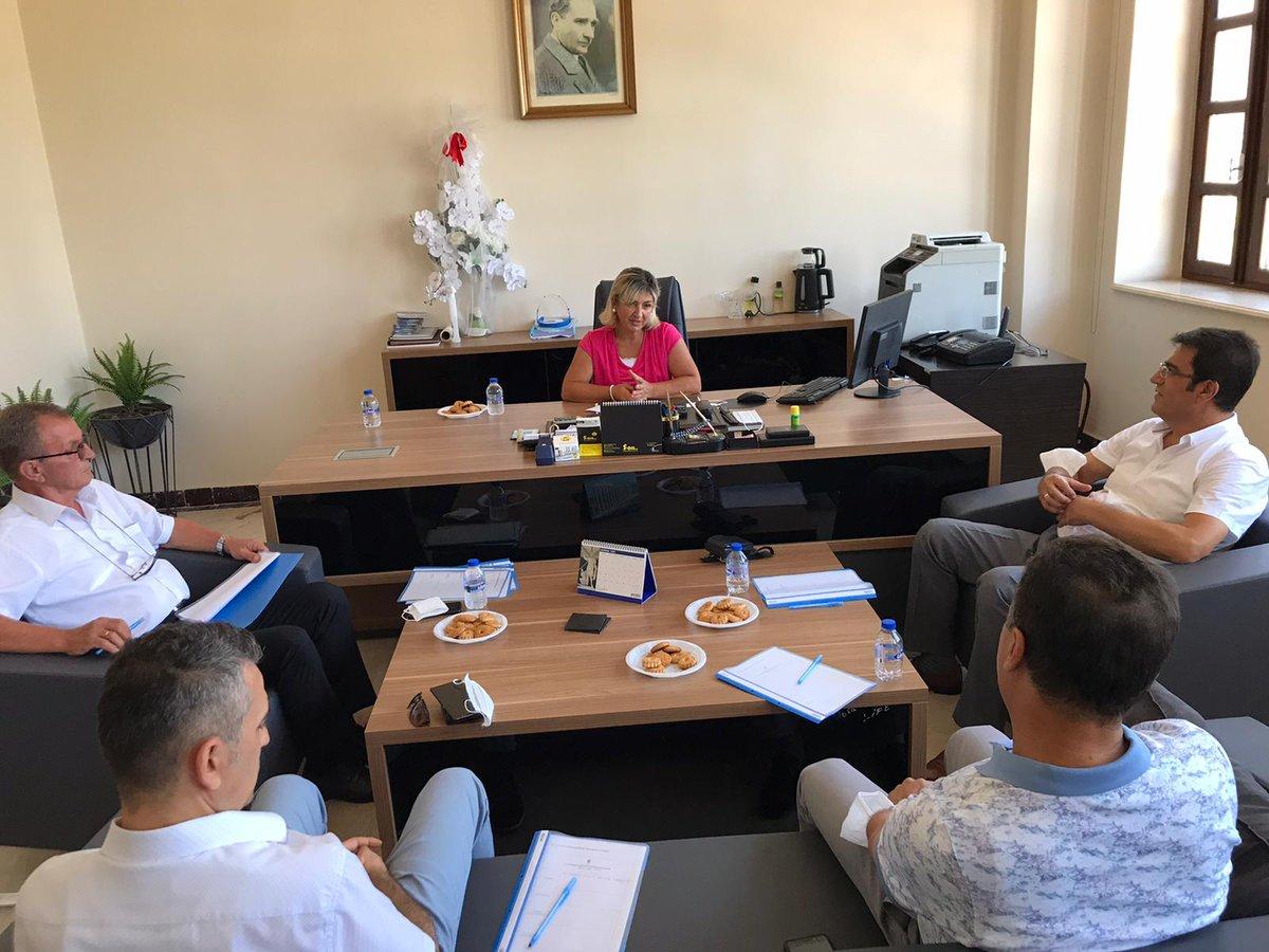 📌Kütüphaneler arası iletişim ve işbirliğinin sağlanması, kütüphanelerin sorunlarının çözülmesi amacıyla 2020 yılının ilk Kütüphaneler Arası Eşgüdüm Toplantısı Md. Yrd. Emel GÖKBEL başkanlığında Mersin İl Halk Kütüphanesinde gerçekleştirildi. @MehmetNuriErsoy @lutfielvan https://t.co/OmwVzMjeF7