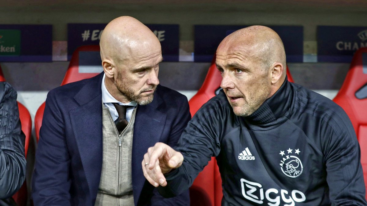"""𝐀𝐅𝐂 𝐀𝐉𝐀𝐗 💎 on Twitter: """"📝 - Ronald Koeman is taking Alfred Schreuder with him to FC Barcelona. The assistent-manager of Erik ten Hag during the succesful 2018/19 season who was very"""