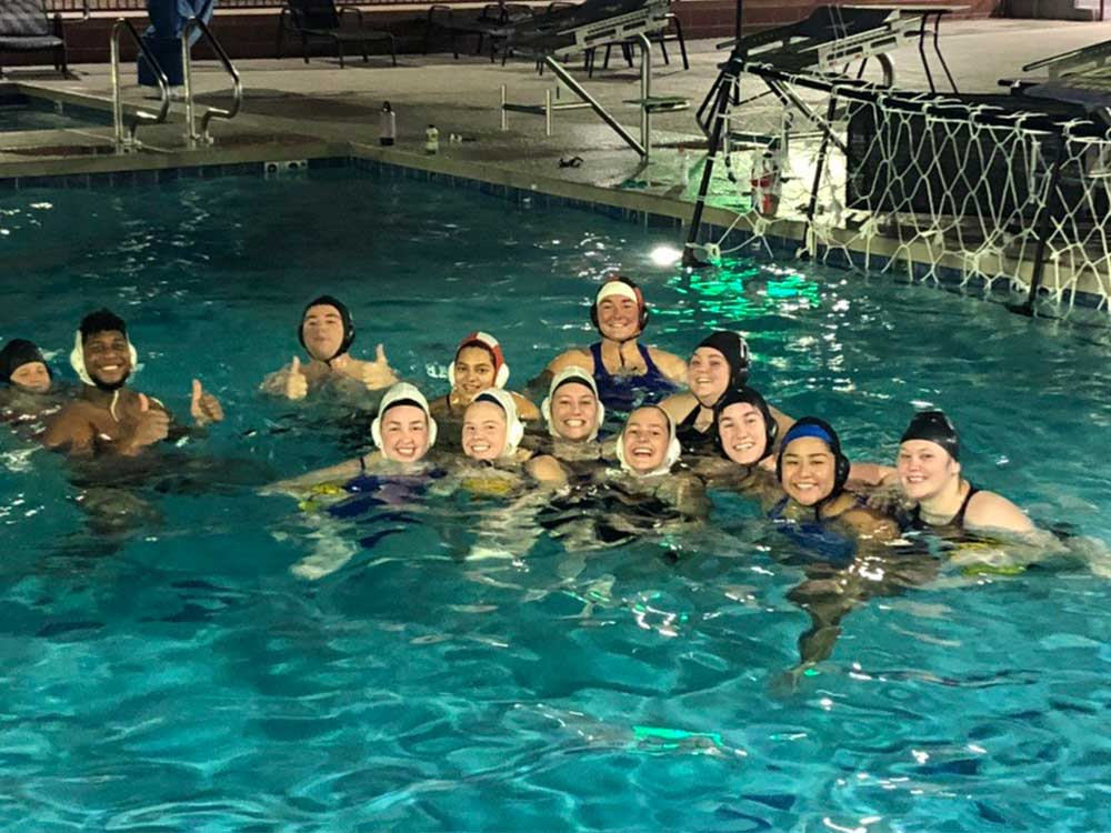 New coaches, new recruits, solid foundation! It's taken a year or two, but @gcuwaterpolo is off and running to take its returners and new recruits into deeper water! Read on: https://t.co/AyBtU0TmDS #LivetheLopeLife #LopesRising https://t.co/YlSi7SzaEA