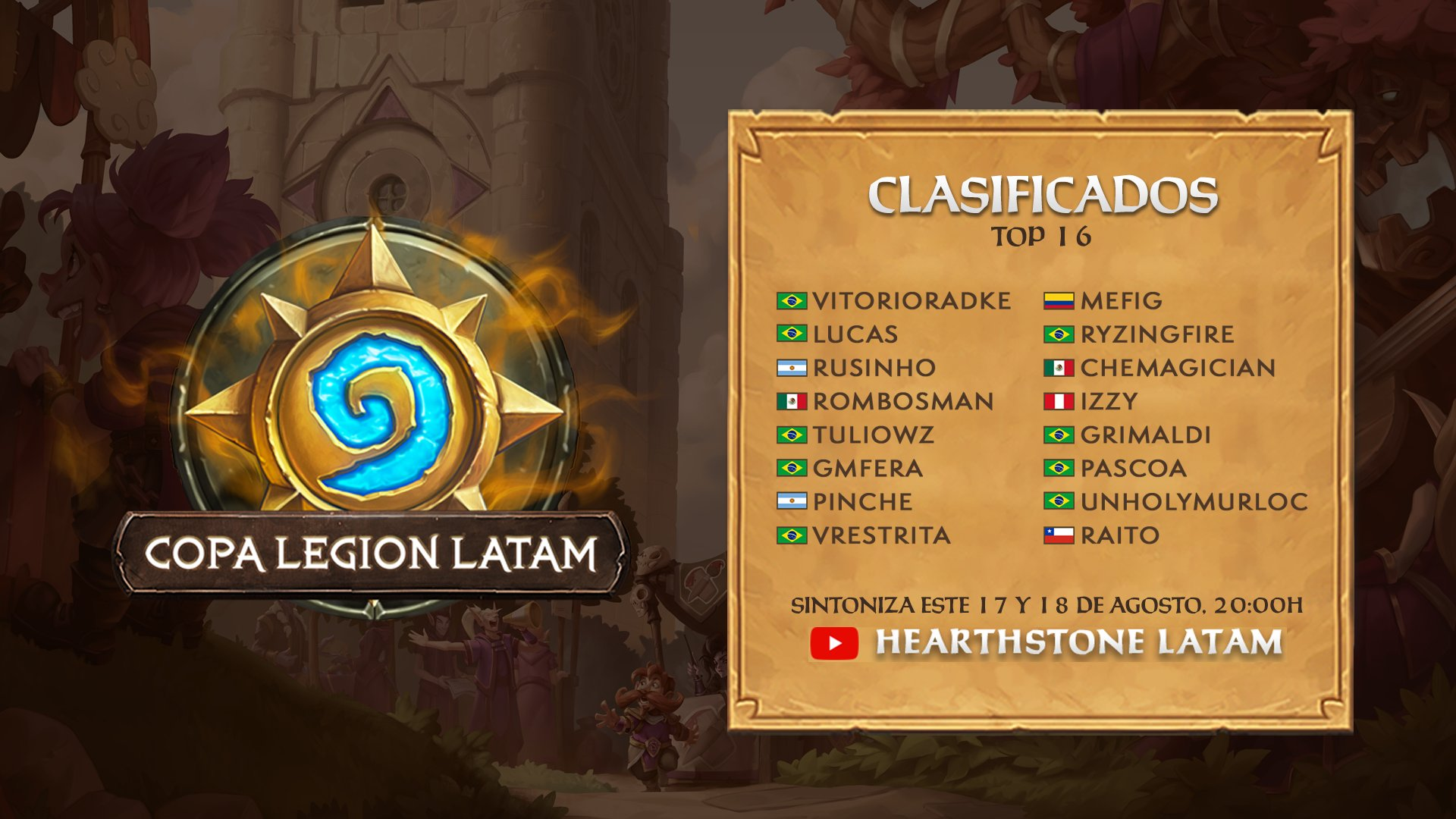 Legion Latam
