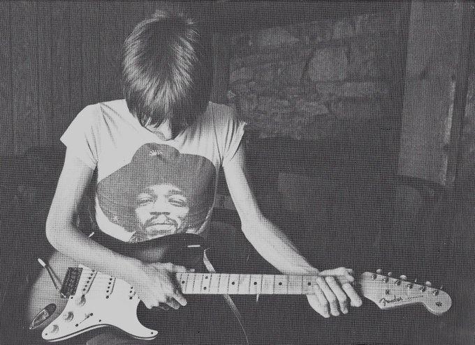 Happy Birthday (And eternal thanks Joe Priesnitz).  My guitar heroes: