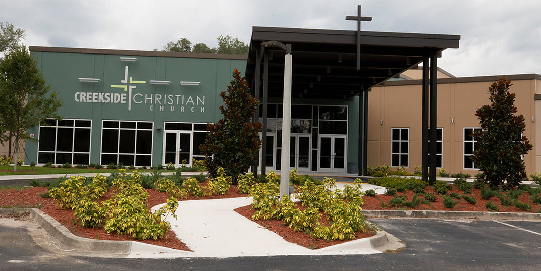 Building God S Way On Twitter So Great To Be Able To Celebrate With Crksdechristian At Their Building Dedication Yesterday What An Honor For Bgw And The Collage Companies To Partner With This
