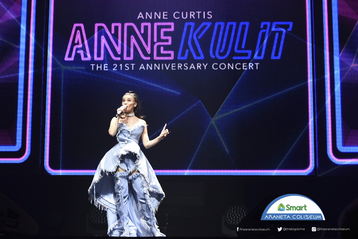 Remember on this day 2 years ago, when @annecurtissmith rocked the Big Dome with breathtaking performances during the Anne Kulit: Promise Last na 'To? 🤩✨  #AnneCurtis #AnneKulit #RegineVelasquez #SarahGeronimo #TheBigDome #ConcertAnniversary