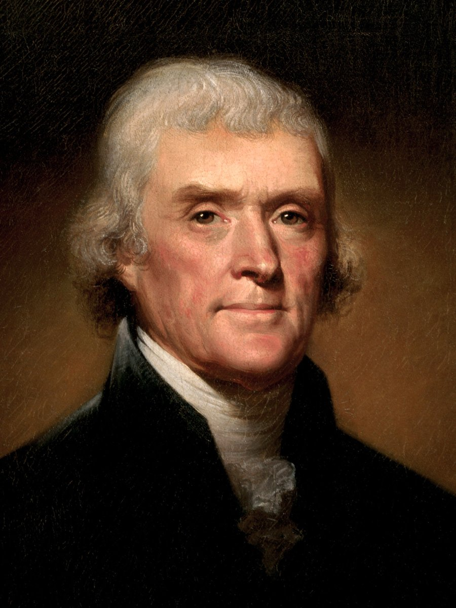 """I would rather be exposed to the inconveniences attending too much liberty than to those attending too small a degree of it."" ― Thomas Jefferson https://t.co/yYbpQKK7xW"