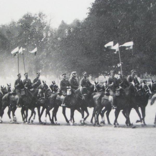 100 lat temu miały miejsce zwycięstwa wojsk polskich w bitwach pod Brodnicą i Wyszkowem (18 sierpnia 1920). Rozpoczęła się też dwudniowa bitwa o Płock. #Victoria1920