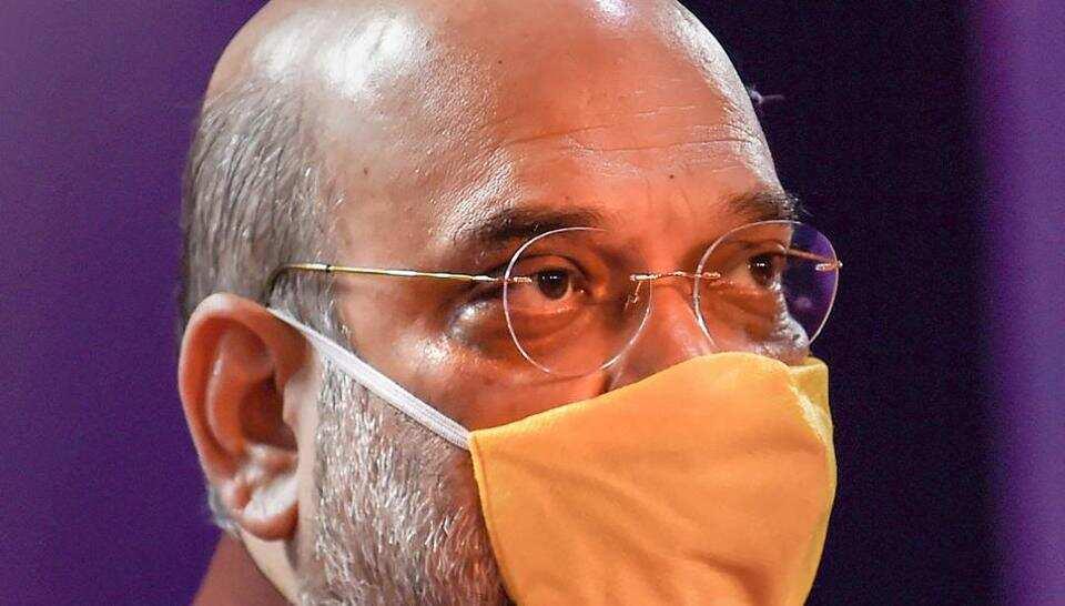 HM Amit Shah hospitalized