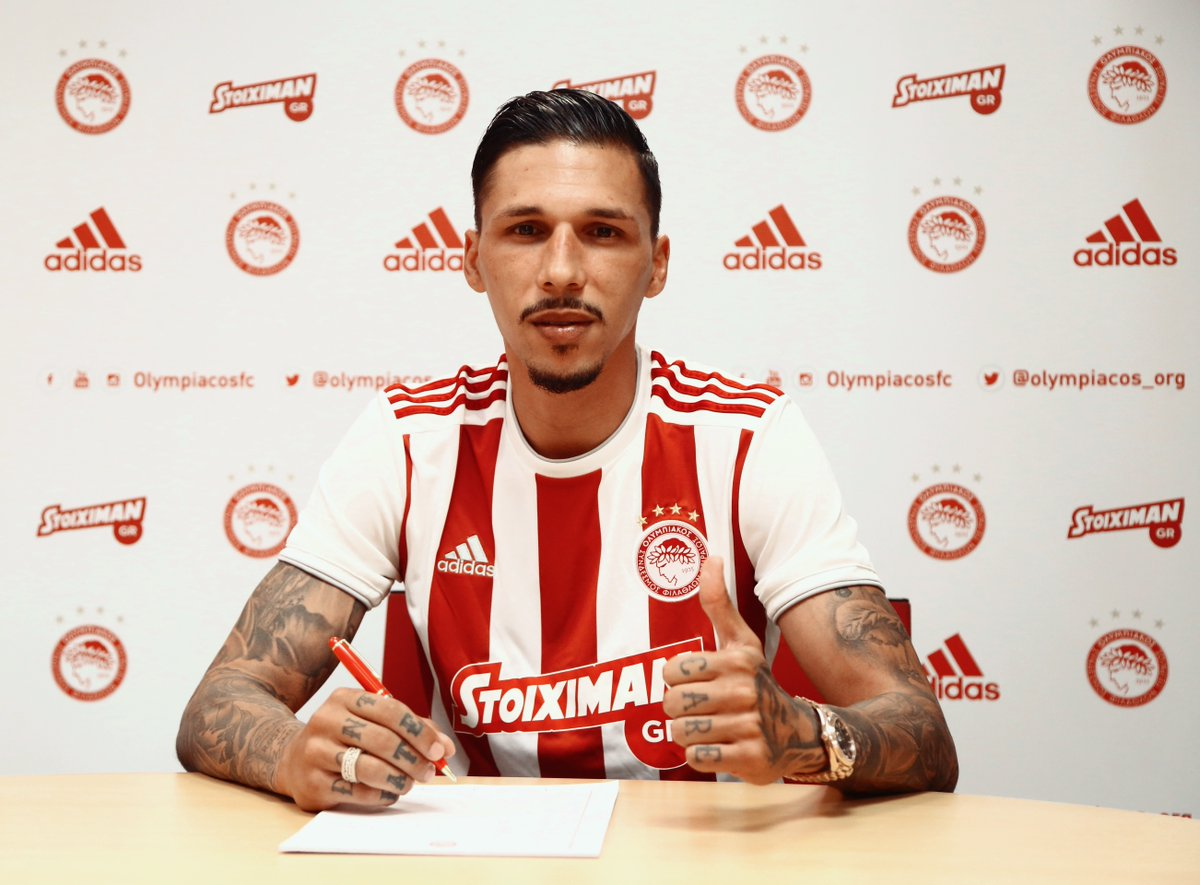 Olympiacos Fc 46 On Twitter Kalws Hr8es Spiti Soy Xose Welcome Back To Olympiacos Olympiacos Transfer Welcome Joseholebas Welcomejose Https T Co Ow7pzz7cs2
