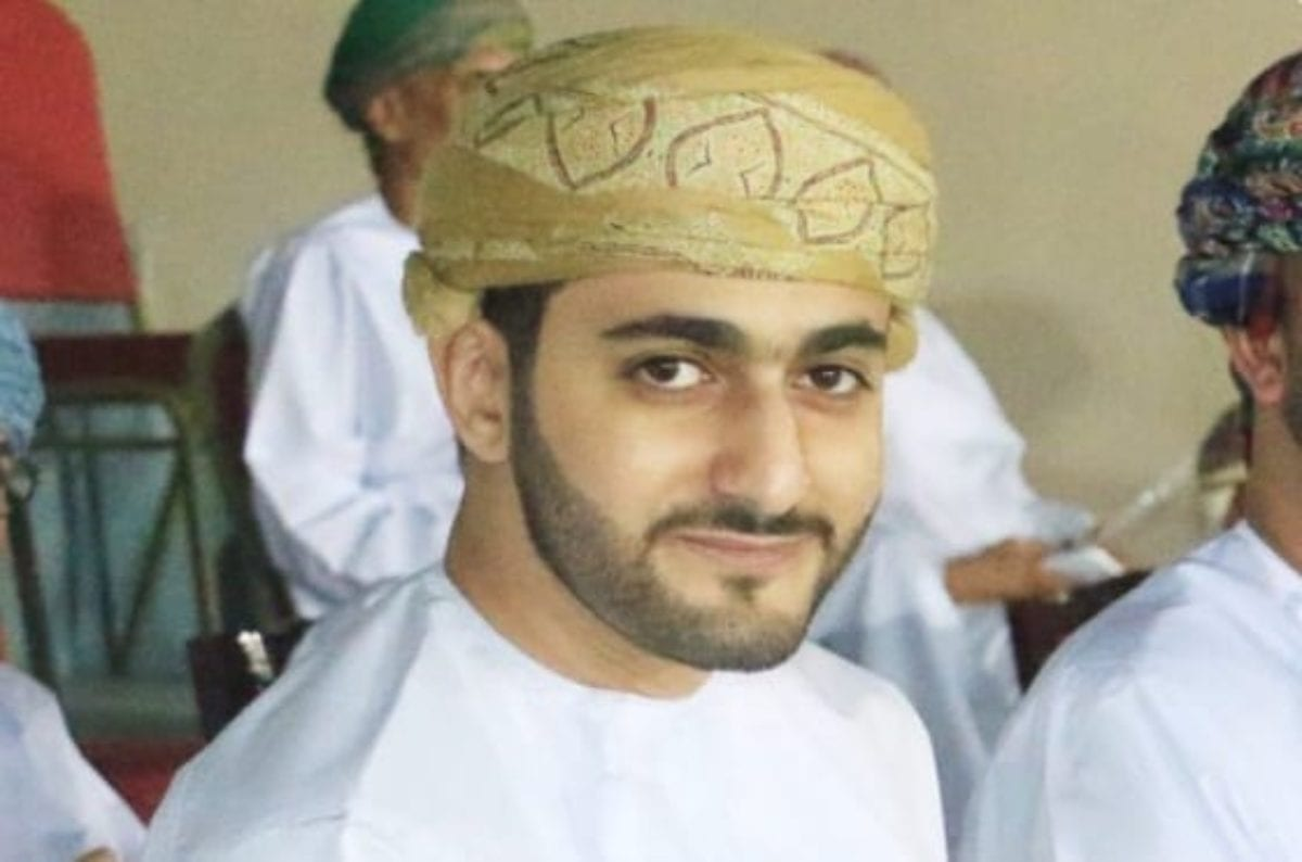 Sayyid Theyazin bin Haitham Al-Said