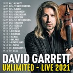 "Image for the Tweet beginning: ""UNLIMITED LIVE"" tour moved to"