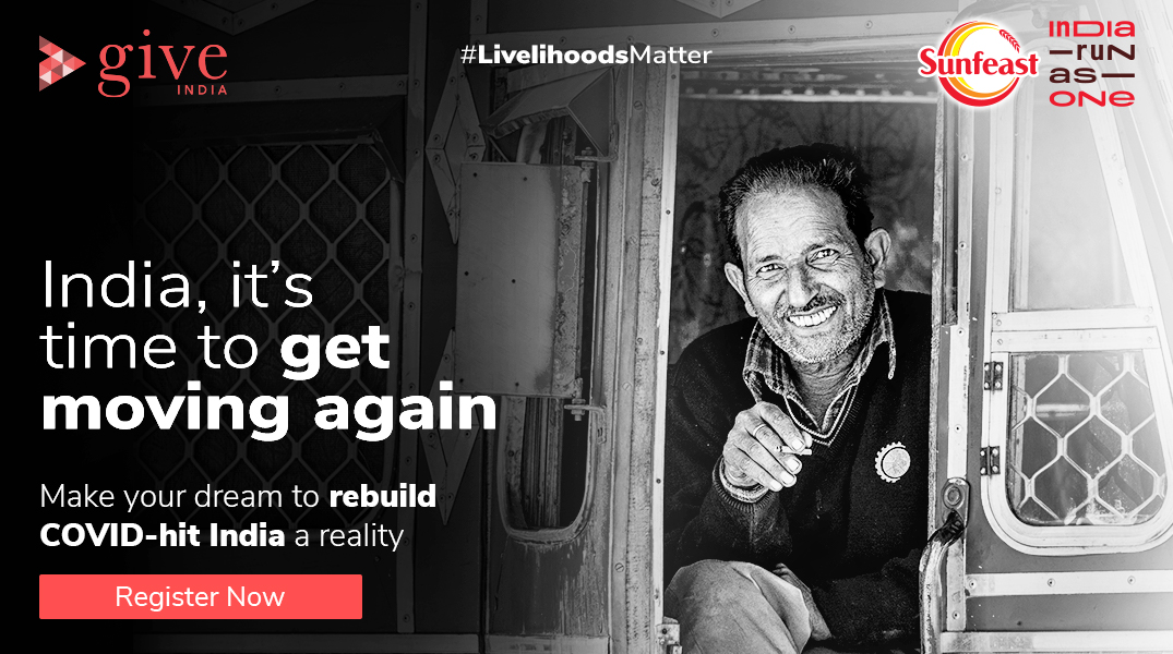 On Independence Day, @procamintl flagged off India's largest citizen's movement to restart livelihoods for the millions who lost their means of income during the pandemic. Just register to help:  @Indiarunasone #LivelihoodsMatter #MoveForGood