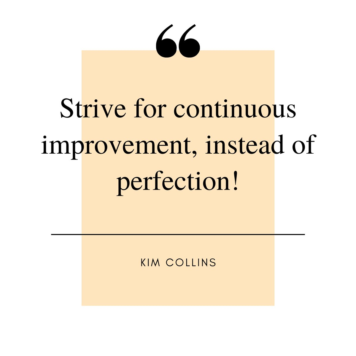 Perfection is the enemy of #action! Former #track and #field sprinter Kim Collins summarizes his great #success in #Olympics👍🏼  Consistency and dedication is the key🔑 . . . . #successstories #sportsperson #celebrityquotes #perfection https://t.co/nTfxUsoiTC