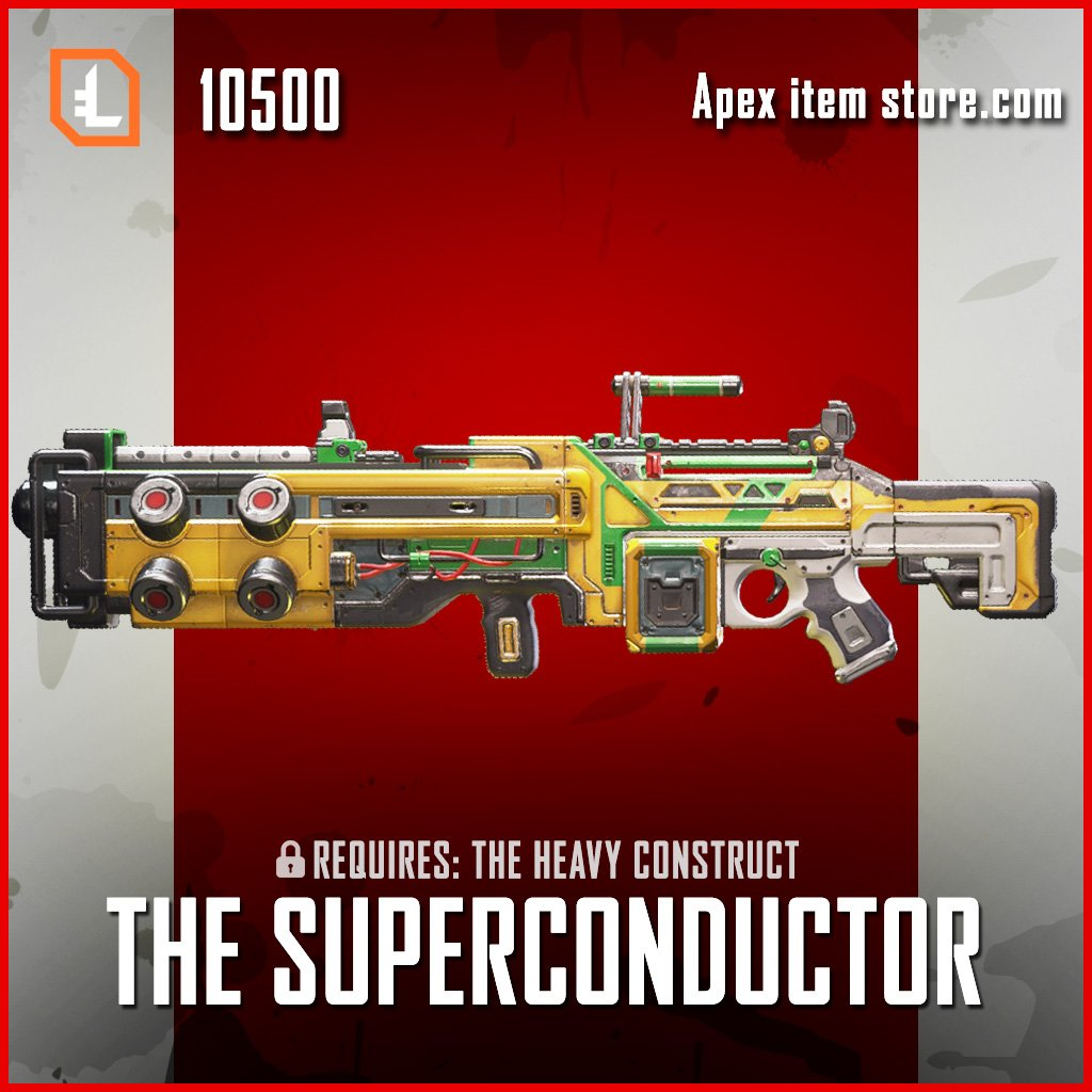 """Returning recolor """"The Superconductor"""""""