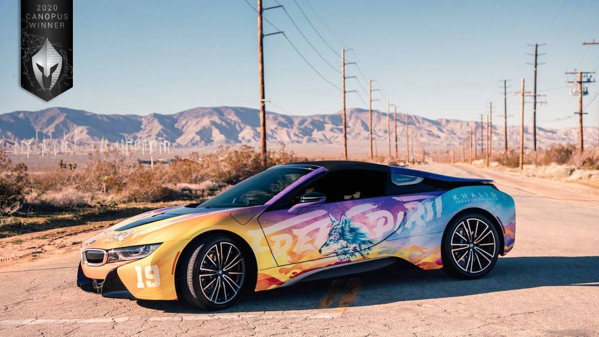 𝟐𝟎𝟐𝟎 𝐂𝐚𝐧𝐨𝐩𝐮𝐬 𝐖𝐢𝐧𝐧𝐞𝐫 🇺🇸  Road to Coachella 2019 by @MirroredMedia  The BMW depicted a day in the life at Coachella - illustrated from sunrise to sunset.   Unchain your inner artistry today. Join us! https://t.co/yQjT8kckPw #vega #vegaawards #vegadigitalawards https://t.co/3uxIqcs5QZ