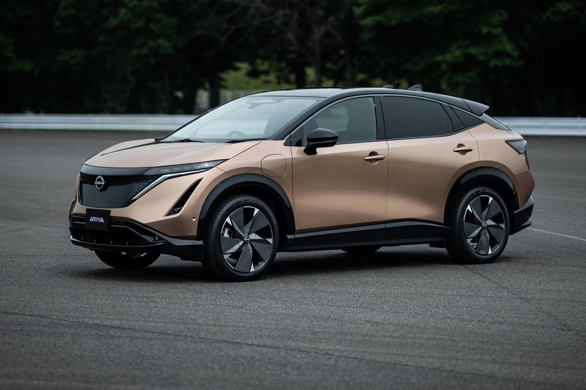 2021 Nissan Ariya First Look Review: Electrification Never Looked This Good: https://t.co/2Iu3KBWTB6 https://t.co/iaUoVH9Hs5