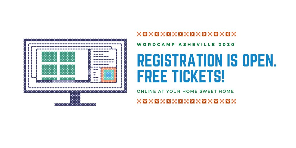 TICKETS for #WCAVL are AVAILABLE NOW. Register today to grab your Free #WordCamp Ticket → https://t.co/klgiXZDqJ2 https://t.co/73cLkfkvX7