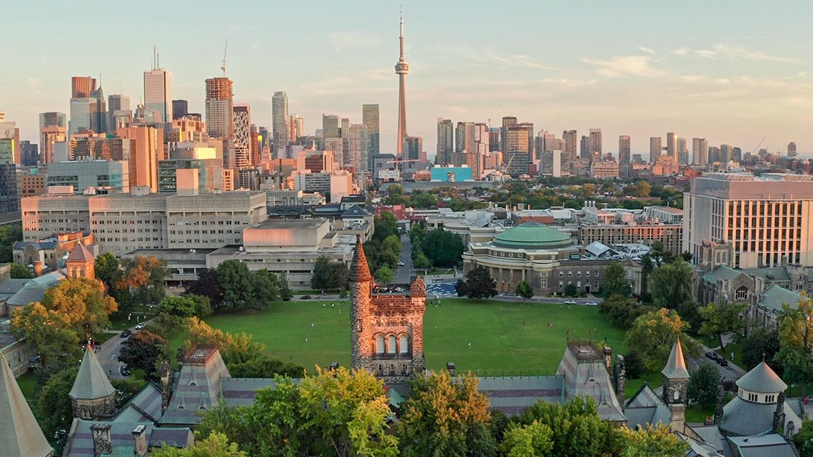 """University of Toronto on Twitter: """"#UofT ranked first in Canada,  23rd  globally in latest Shanghai academic & research rankings 🍁  https://t.co/W9ytiQlOor… https://t.co/OUI2I7RnVk"""""""