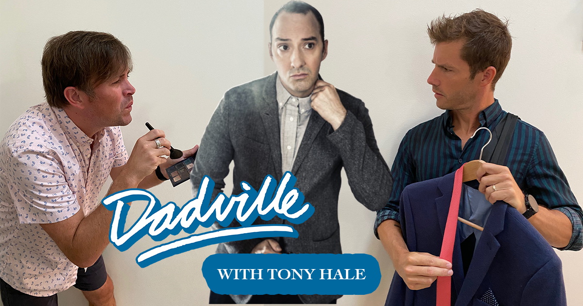 The one and only @MrTonyHale is our guest this week! You know him from Arrested Development, VEEP, Toy Story 4, Archibalds Next Big Thing (just to name a few). He was an absolute delight to talk to - funny, wise, funny, insightful, and also hilarious. podlink.to/Dadville