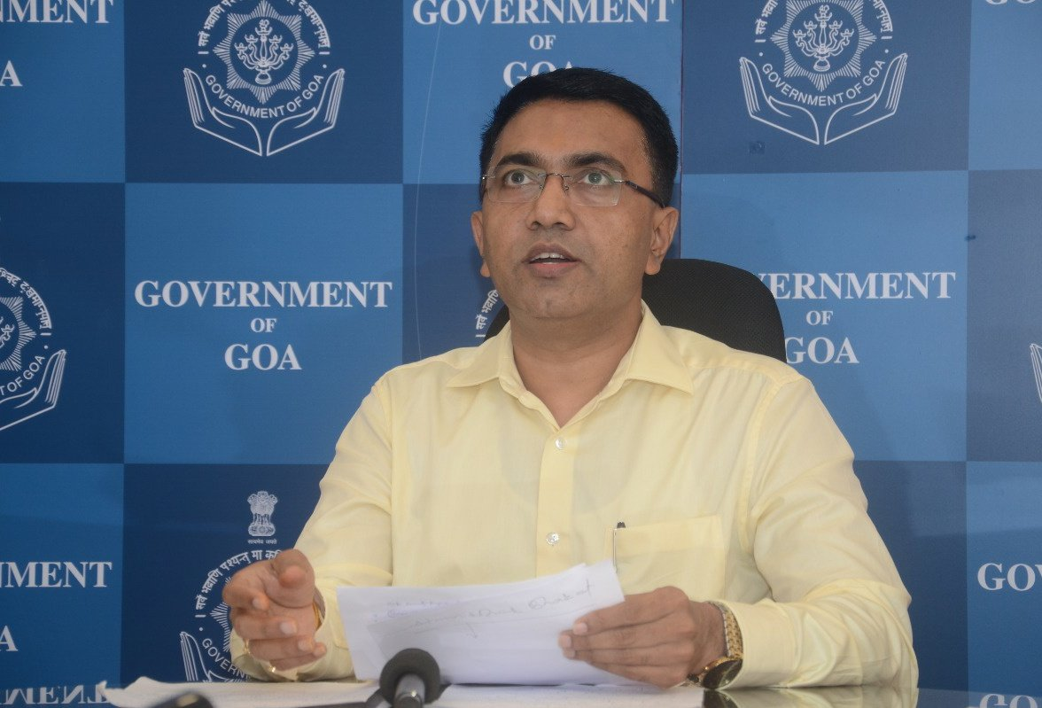 Chief Minister @DrPramodPSawant attended (via VC) the installation ceremony of the newly elected office bearers and working committee members of Fire & Security Association of India (FSAI) Goa Chapter. https://t.co/iU0zvdq60S