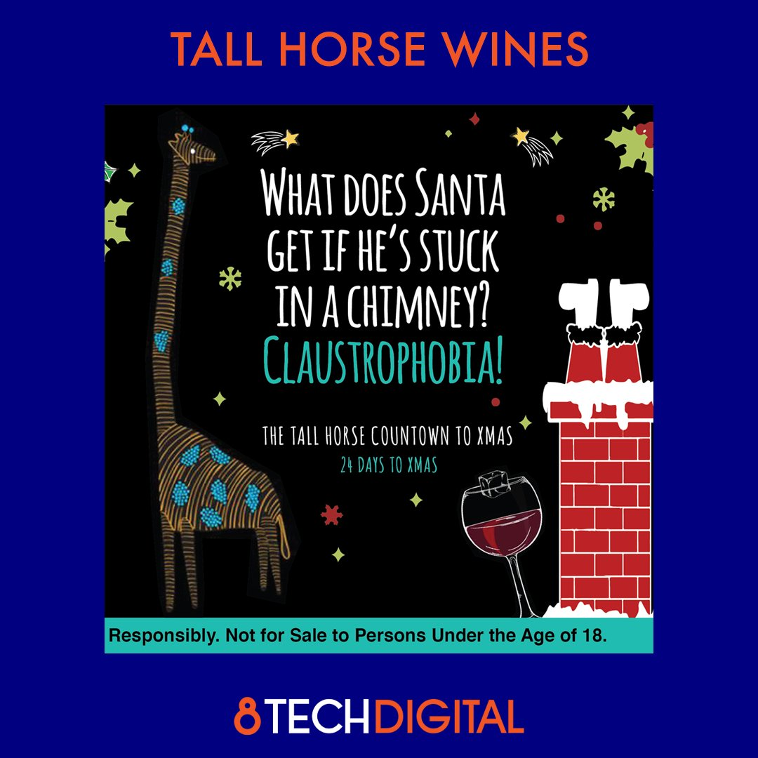 Tall Horse Valentine's Day campaign:  The social media campaign for Tall horse gathered over 100 000 engagements.  #digitalmarketing #socialmediamarketing #consumerengagement https://t.co/SGPYzeBpYx