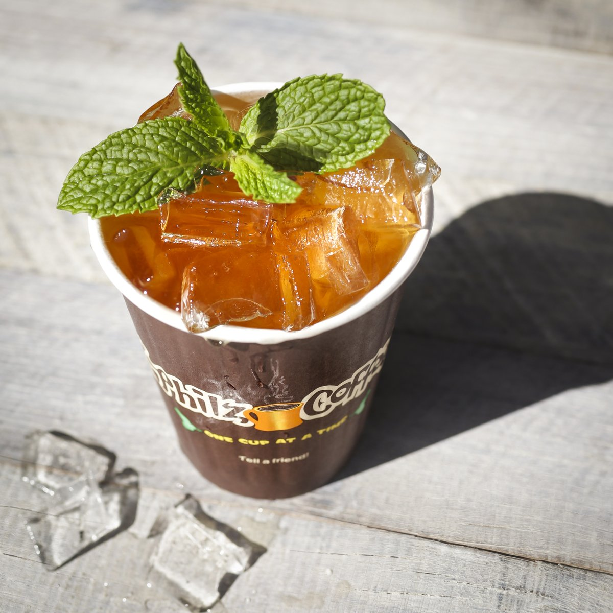 Need a refreshing pick-me-up? Try a Philz Iced Tea! It's a unique blend of teas you won't find anywhere else. . Try it straight up or with a touch of cream and sugar. . #philzapp #teatime #icedtea #philzway https://t.co/SPF4KLG3mO