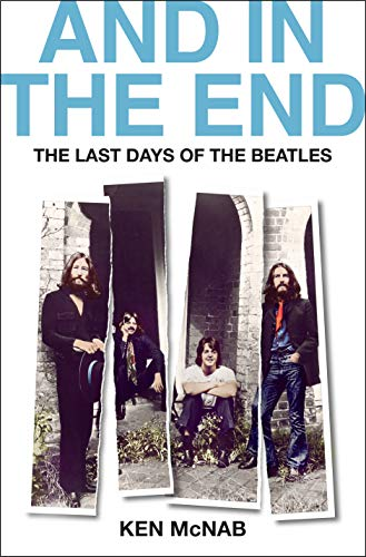 My latest review about the latest Beatles book: And in the End: The Last Days of The Beatles @NYJournalofBook shar.es/abCPoQ