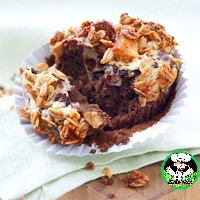 These Creamy Treats are super delish with Chocolate and Cocoa powder, topped with granola for a crispy crunch. and they are low-sugar too!    https://t.co/M62d48fKFf    #Chef420 #Edibles #CookingWithCannabis #CannabisChef #CannabisRecipes #Infused #Happy420 #420Eve #420day https://t.co/lbKZ5GYmZK