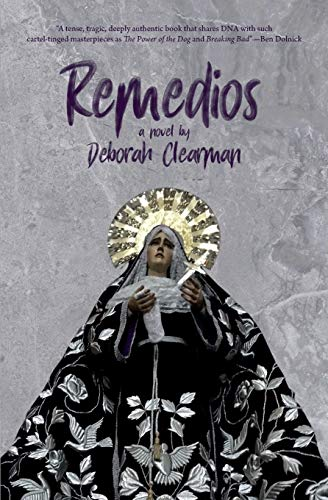 tinyurl.com/y6cpzlr3 Remedios, A haunting novel , strong characters, dont miss this one. @NewMeridianArts #pickyournextread #pandemicpick #