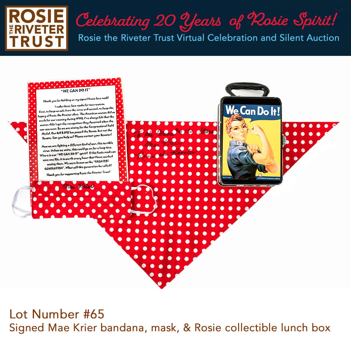Rosie The Riveter Trust
