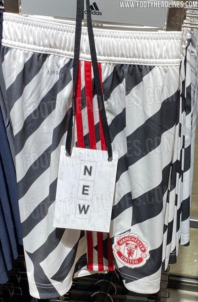 United Zone On Twitter The New Mufc Third Kit Shorts For The 20 21 Season Footy Headlines