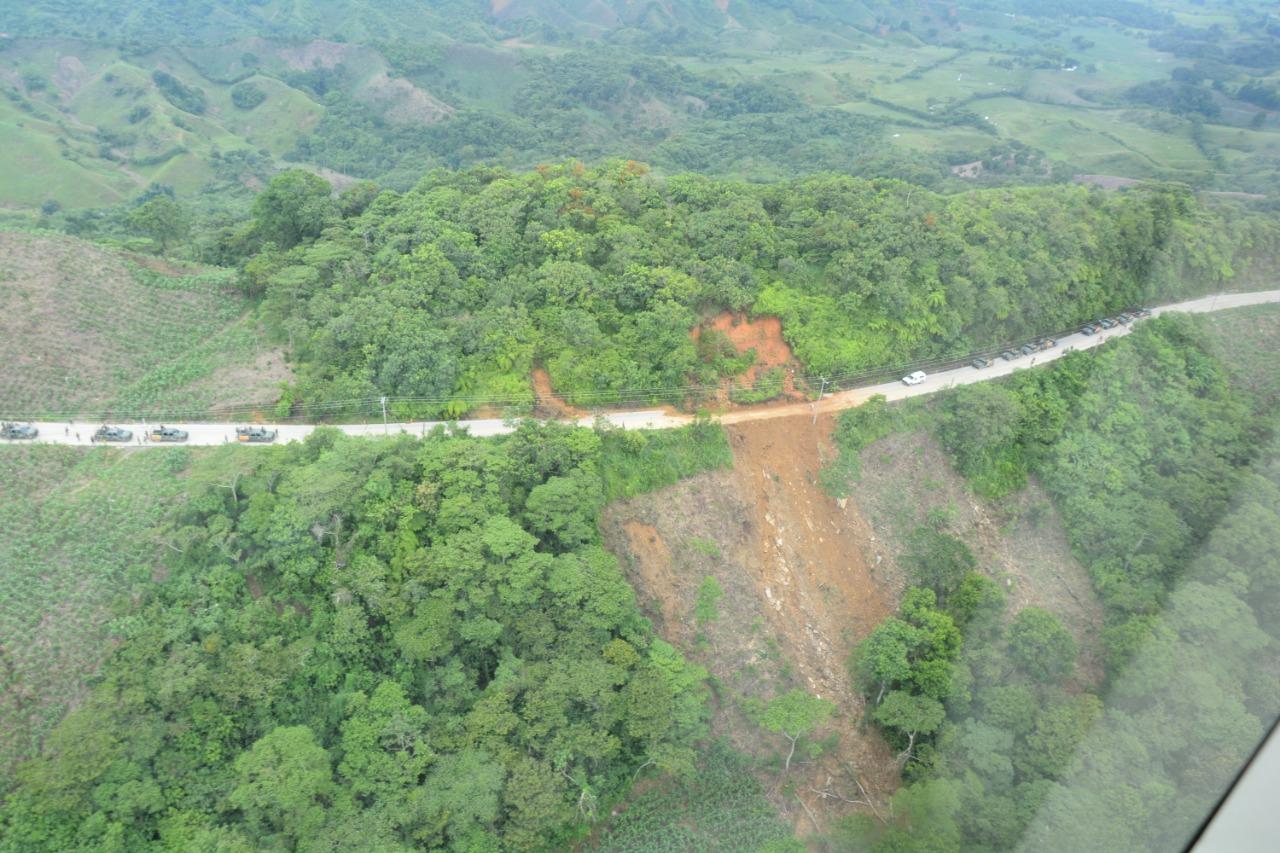Municipios en Veracruz declarados zonas de desastre para los municipios de Coyutla, Chumatlán y Espinal, ahora también Filomeno Mata y Mecatlán