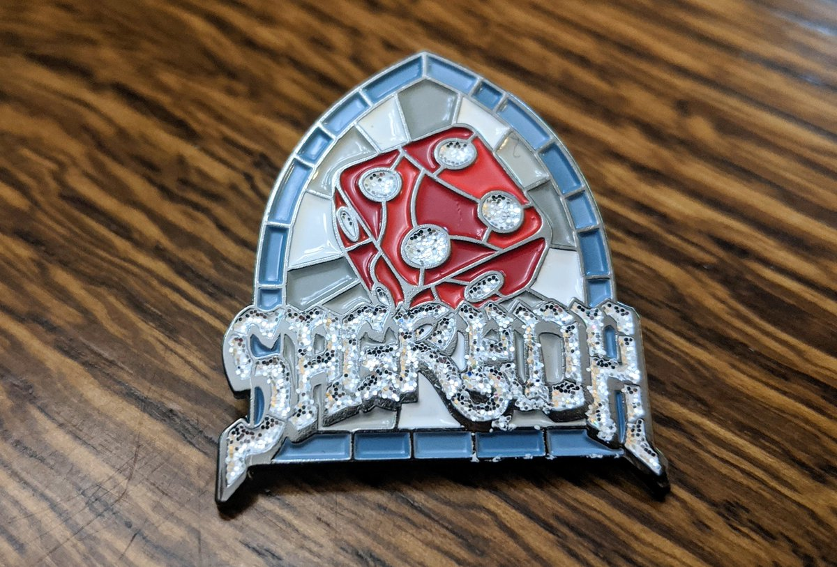 Still jonesing for those #GenCon2020 pins? Our is still available on our website! https://t.co/EgeCpiuo4G https://t.co/IPA6siRNHH