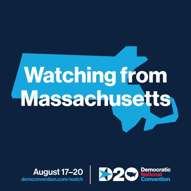 Tonight marks night two of #DemConvention and we're all in for #BidenHarris2020! Watch: demconvention.com/watch-the-conv…