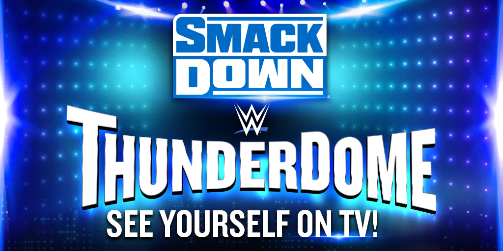 WWE ThunderDome For SmackDown Quickly Reaches Capacity, Rules For Fans Revealed