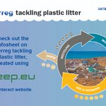 An example of valorising https://t.co/VvhUv76cMc data! #Interreg tackles plastic litter by different means throughout the plastic life cycle. This infosheet was created using data from https://t.co/VvhUv76cMc to build an overview of the actions taken. https://t.co/FtNPRMEYMk