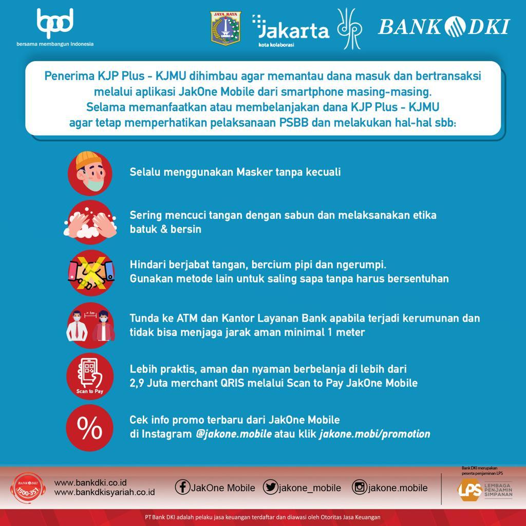 Pemprov Dki Jakarta On Twitter Pengumuman Bagi Kamu Penerima Kjpplus Ada Info Penting Yang Harus Kamu Ketahui Nih Yaitu Pencairan Dana Kjp Plus Tahap I Tahun 2020 Bulan Agustus Dijadwalkan Mulai Tanggal