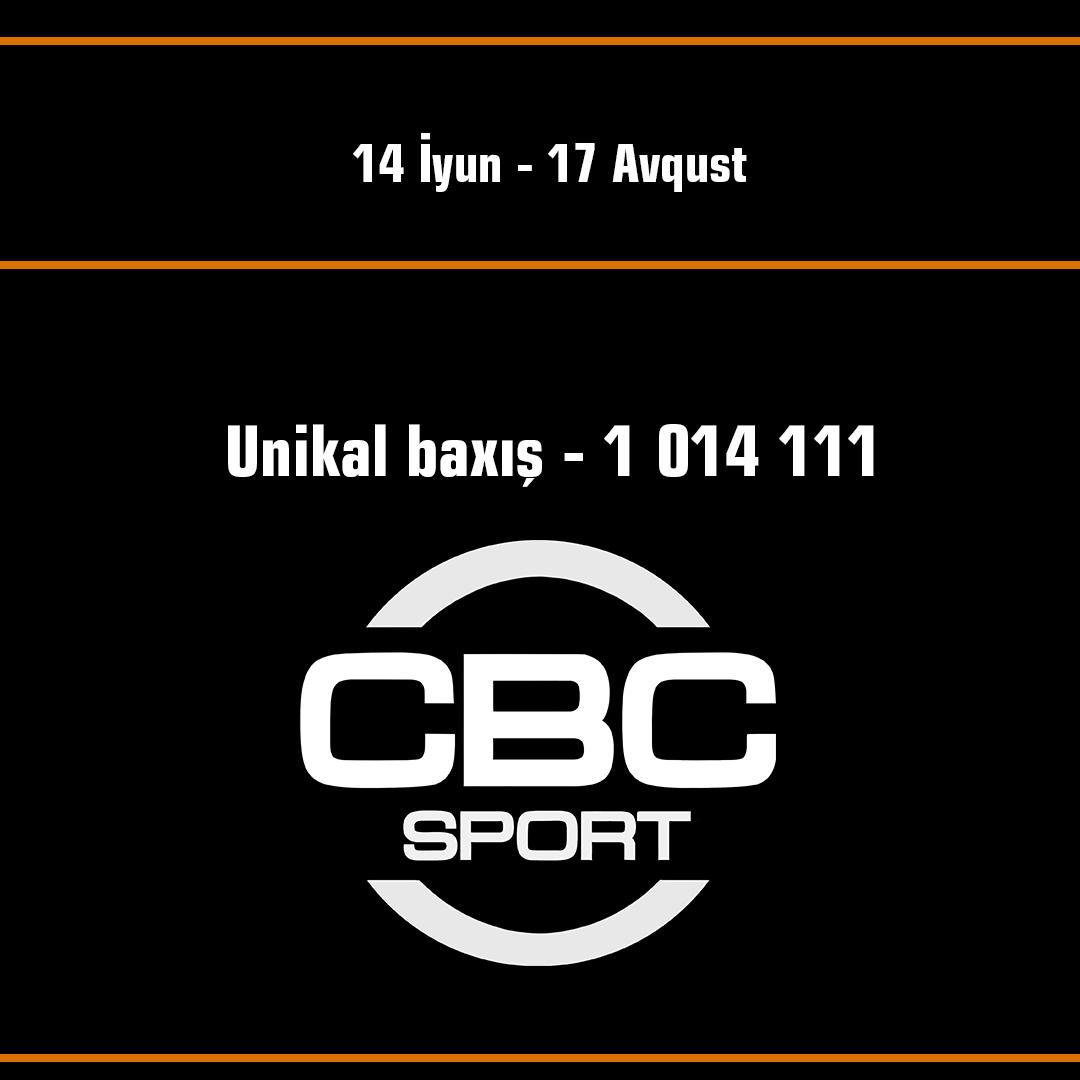 Cbc Sport Azerbaijan Schedule