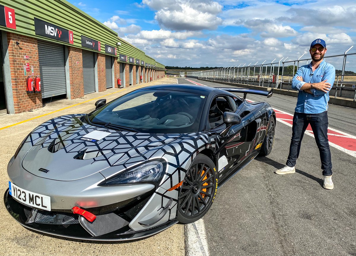 NEW VIDEO LIVE!   New McLaren 620R - A Road Car That Wears SLICKS!   Full video right here: https://t.co/RUHcih405w https://t.co/IU2kAsgynK