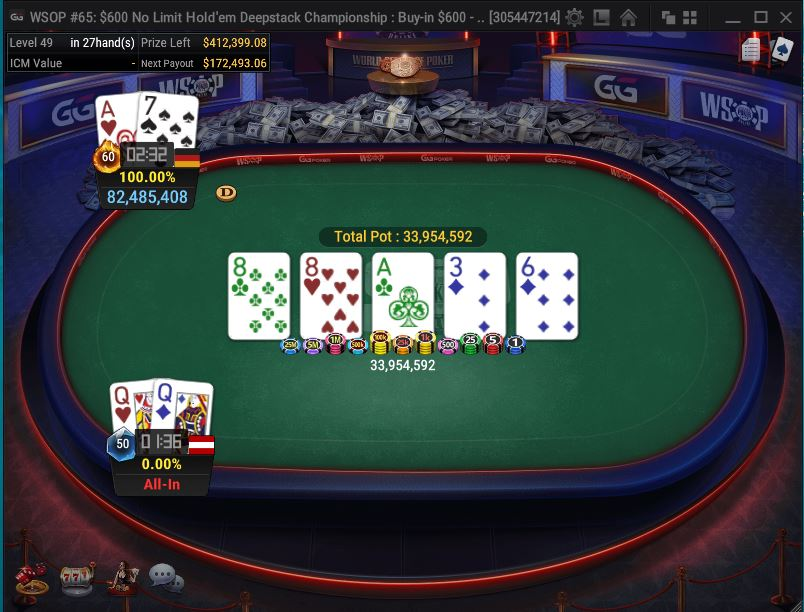 Ggpoker Home Of Online Poker S Largest Prizepool On Twitter Dmytro Bystrovzorov Wins Wsop Event 65 600 Deepstack Championship For 227 906 02 Plus An Added Wsop Europe Package Defeating Florian Gaugusch Heads Up Gaugusch