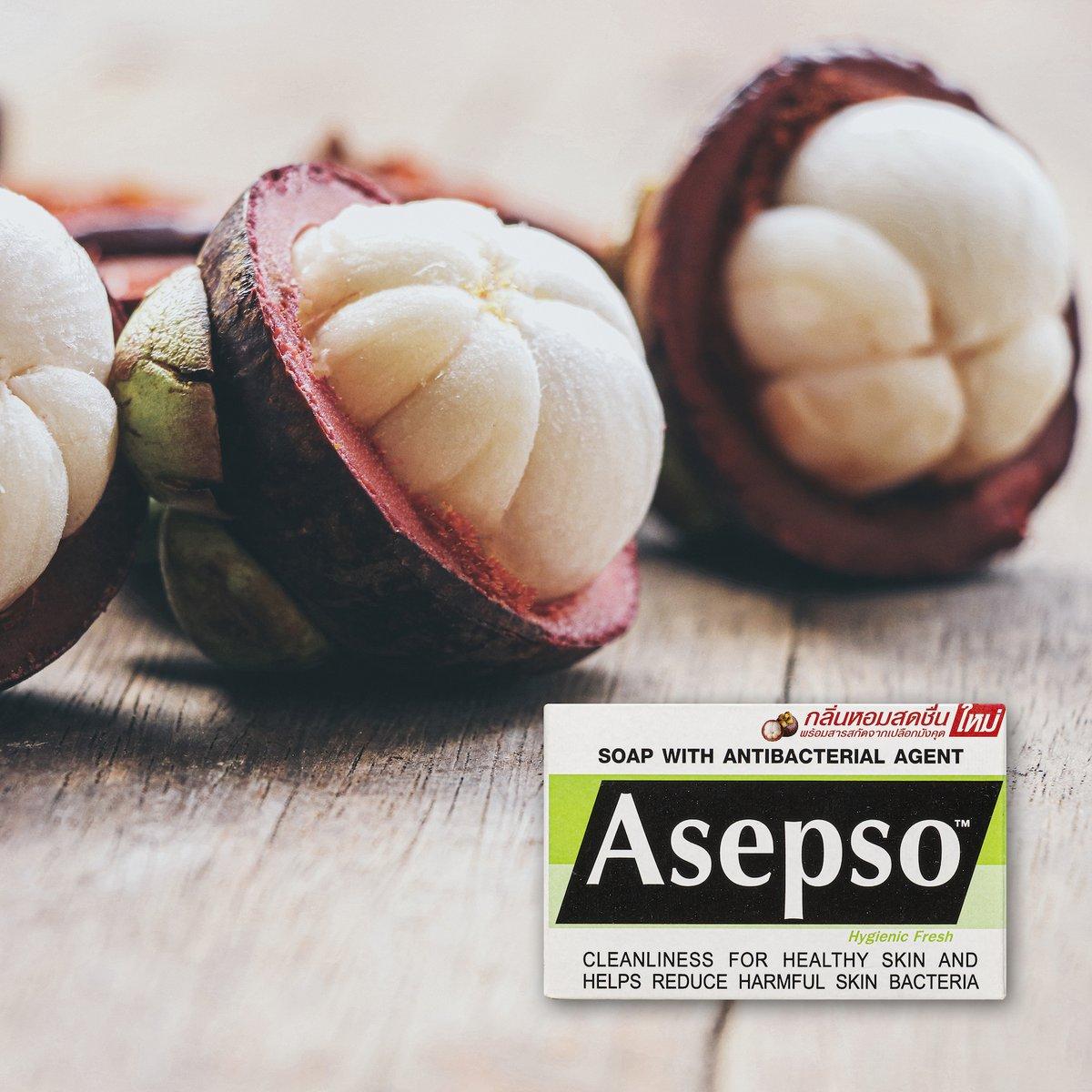 📸 #Asepso Soap Hygienic Fresh https://t.co/FRhV1WA2jO
