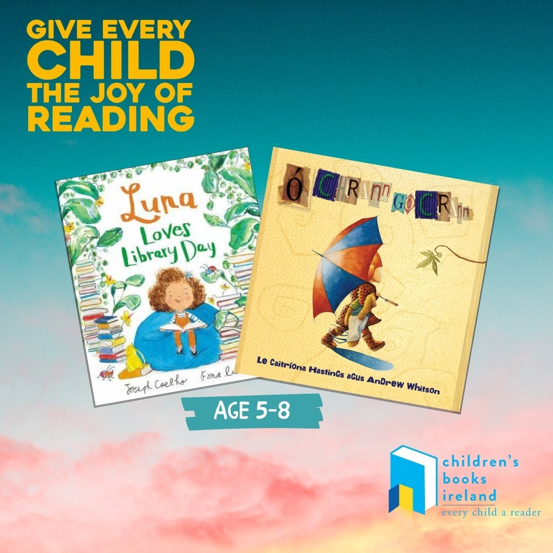 Our Difficult Changes reading list highlights brilliant books on a range of topics from separation to moving house incl Luna Loves Library Day @JosephACoelho @fionalumbers @AndersenPress & Ó Chrann go Crann @An_tSnathaid https://t.co/DxKamMwN5H #EveryChildaReader #LeadingLights https://t.co/5T4FSZvLnY