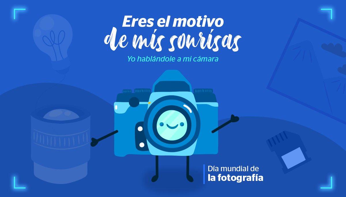 📷Foto en... 3...2...1...¡Sonríe! 📸😁 Porque nadie se resiste a posar frente a la cámara para capturar los mejores momentos. 😉  #DíaMundialDeLaFotografía #SomosComarka #FirmaCreativa https://t.co/C1r2rskZQP