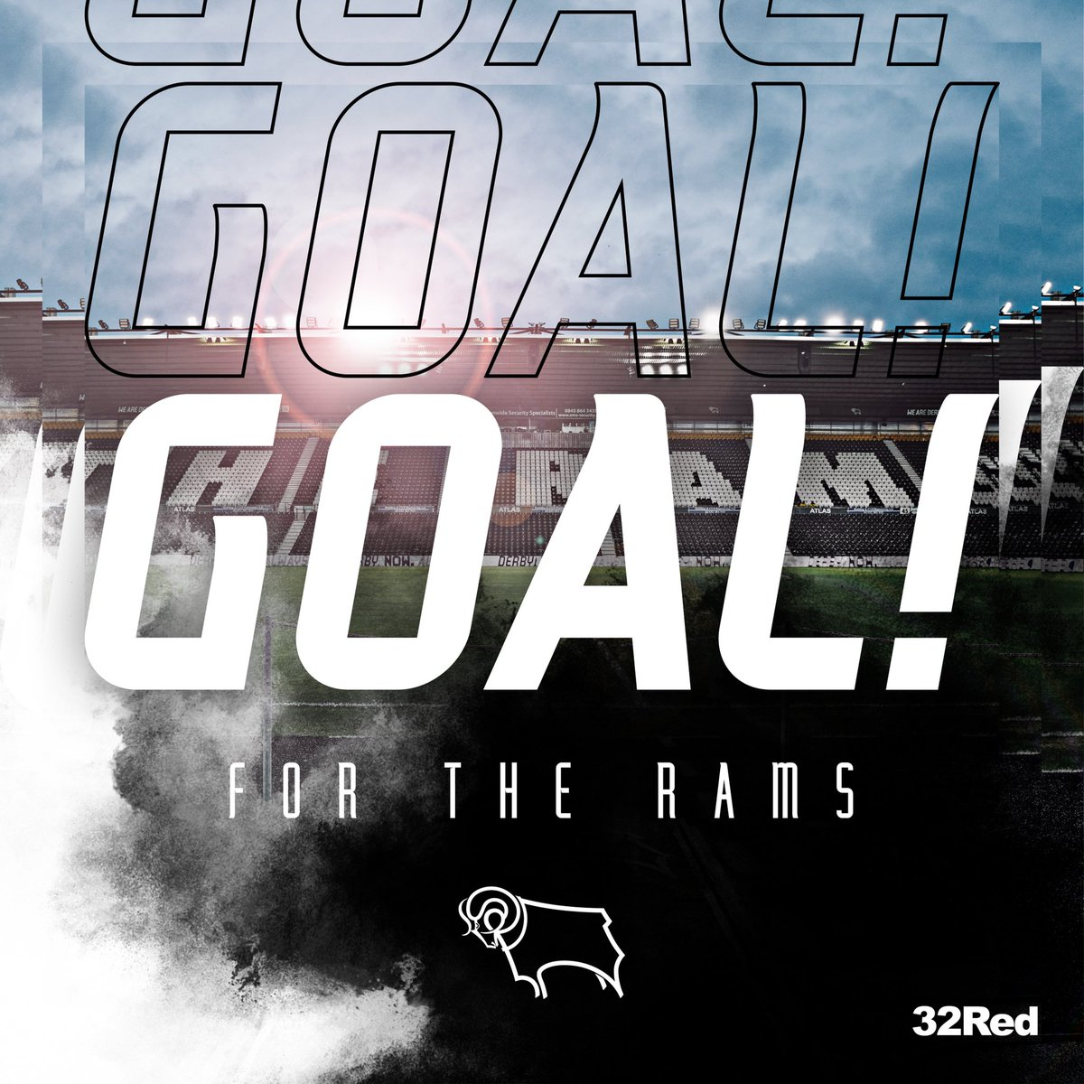 Replying to @dcfcofficial: 16' GOAL!   @louie_sibbo fires home a leveller via a deflection 🔥  🔵 1-1 🐏 #DCFC