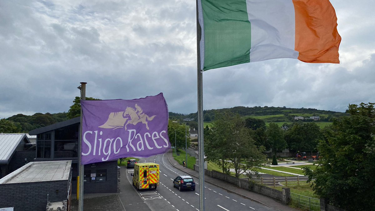 test Twitter Media - We're in @SligoRaces & @KillarneyRaces today - hopefully Storm Ellen will stay away! https://t.co/Mkg8f3MDUD