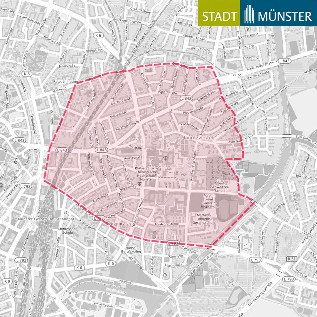 Evakuierung Münster