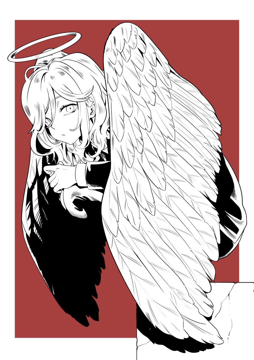 マン 天使 チェンソー