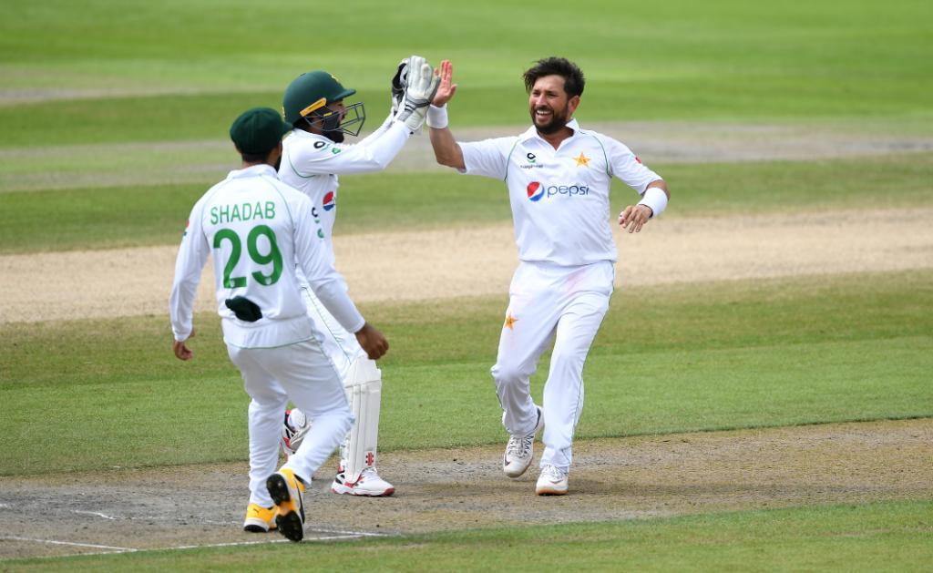 Yasir Shah- England vs Pakistan