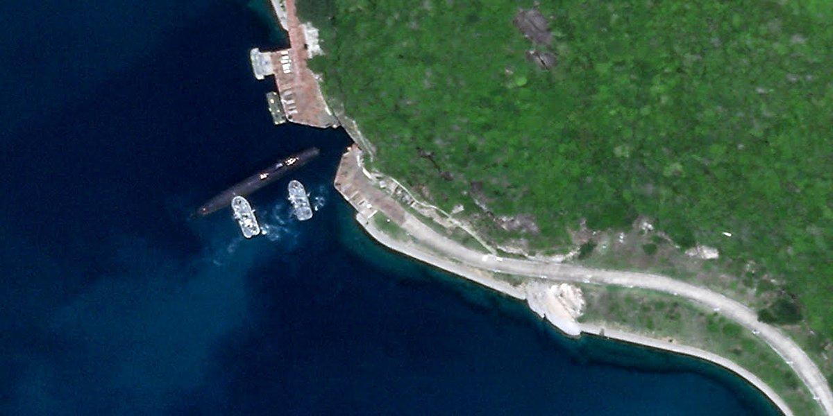 News Burst 22 Agosto 2020 Chinese Submarine